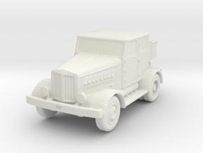 Hanomag SS100 LN 1/144 in White Natural Versatile Plastic