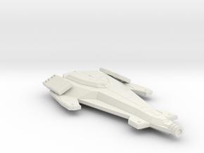 3125 Scale Arachnid Cockatrice Destroyer (DD) MGL in White Natural Versatile Plastic