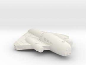3125 Scale ISC Light Battle Transport SRZ in White Natural Versatile Plastic