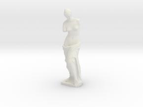 Venus de Milo (1:22,5) in White Natural Versatile Plastic