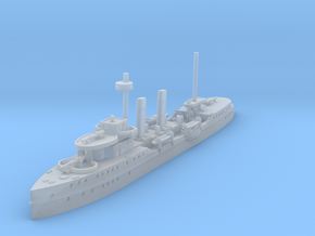 1/1250 HSwMS Clas Fleming (1914) in Smooth Fine Detail Plastic