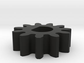 Ritzel für Forstkran in Black Natural Versatile Plastic