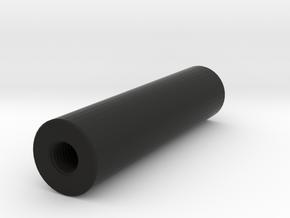 Miata Bike Grip Stick Shift Knob in Black Natural Versatile Plastic