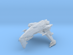 Romdor Class Destroyer in Smooth Fine Detail Plastic