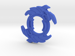 Beyblade Amphilyon | Anime Attack Ring in Blue Processed Versatile Plastic