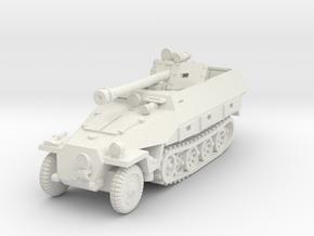 Sdkfz 251/22 D Pak40 Falke IR 1/72 in White Natural Versatile Plastic