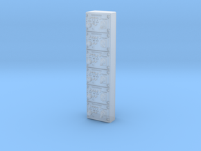 SB-329/AR for ECTO-1 Eaglemoss 1:8 lettering in Smoothest Fine Detail Plastic