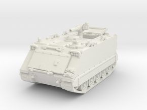 M113 A1 TOW Carrier 1/87 in White Natural Versatile Plastic
