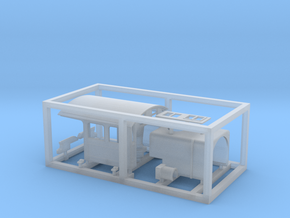 N Scale PRR H3 Cab kit for Athearn 2-8-0 in Smoothest Fine Detail Plastic