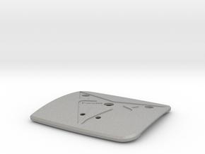 "Facelift Cupra Front ""S"" Badge - Mount Part in Aluminum"