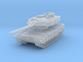 Leopard 2A7 1/285 in Smooth Fine Detail Plastic