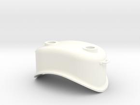 "3/4"" Scale Caribou to USRA Switcher Sand Dome in White Processed Versatile Plastic"
