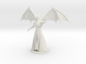 Venger Miniature in White Natural Versatile Plastic: 1:36