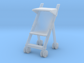 Stroller 1/64 in Smooth Fine Detail Plastic