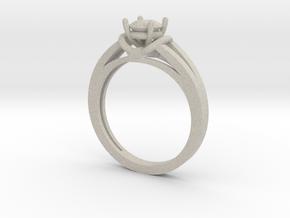 Ring in Sandstone