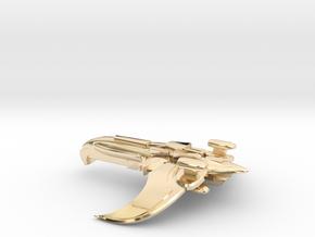 Xelletyse Class Warbird in 14K Yellow Gold