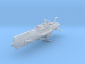 EDSF Heavy Cruiser Langsdorff in Smooth Fine Detail Plastic