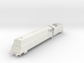 b-76-bulleid-proposed-2-8-2-loco in White Natural Versatile Plastic