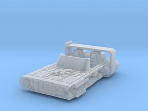 SW M68 Landspeeder in Smoothest Fine Detail Plastic: 1:100