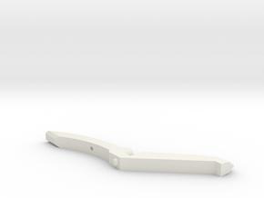 GM gear pointer in White Premium Versatile Plastic