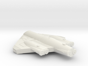 3788 Scale ISC Heavy Scout (HSC) SRZ in White Natural Versatile Plastic