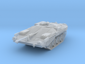 MV17D Strv 103B w/Dozer Blade (1/72) in Smooth Fine Detail Plastic