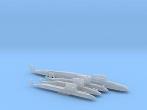 SUB SET 1 WL - 1250 in Smooth Fine Detail Plastic