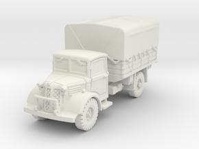 Austin K2 (covered) 1/100 in White Natural Versatile Plastic