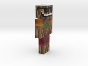 12cm | ameoch in Full Color Sandstone