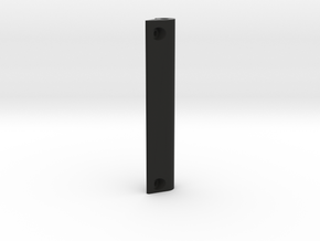 Revi 3c front pivot plate in Black Natural Versatile Plastic