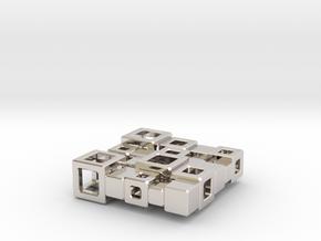 SPSS Cubes #7  in Platinum