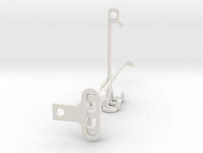 vivo X60 Pro (China) tripod & stabilizer mount in White Natural Versatile Plastic