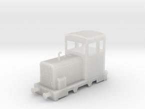 "OO9 Talyllyn Railway ""Merseysider"" Body Kit in Smooth Fine Detail Plastic"
