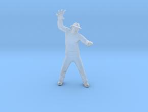 Freddy Krueger miniature model fantasy games DnD in Smooth Fine Detail Plastic