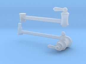 1:6 Pot Filler (Mobile) in Smooth Fine Detail Plastic