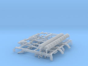 1/64th Parma type 18 foot Rollaharrow in Smooth Fine Detail Plastic