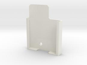 Moto X Dashboard Case in White Strong & Flexible