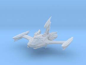Batman Batboat in Smooth Fine Detail Plastic