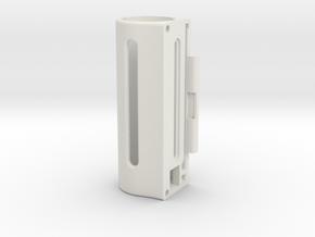 Tube23mm in White Strong & Flexible