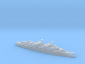 USS Olympia protected cruiser 1:1800 in Smooth Fine Detail Plastic