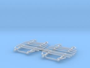 1077 FB/Sxt/Of/oG/Mega in Smoothest Fine Detail Plastic