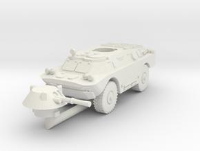 MG144-R19 BRDM-2 in White Natural Versatile Plastic