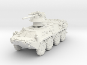 MG144-R21B BTR-82A in White Natural Versatile Plastic