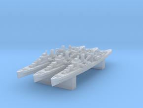 Australian CL x3 (FUD) in Smooth Fine Detail Plastic: 1:4800
