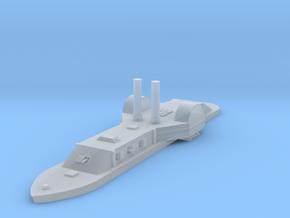 1/600 CSN Steamer Republic in Smooth Fine Detail Plastic