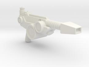 Stinkor Gun for Motuc in White Natural Versatile Plastic