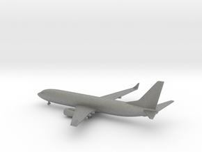 Boeing 737-800 Next Generation in Gray PA12: 1:500