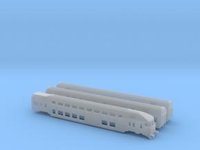 DD-AR set 3 delig (1:160) in Smooth Fine Detail Plastic