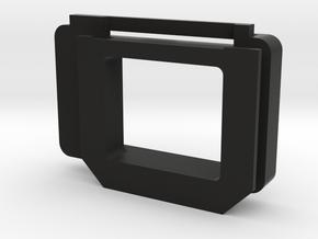 Olympus OM-D E-M1* eyecup adapter in Black Natural Versatile Plastic