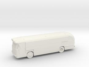 RW. Commer Avenger H510 CMV (Gate Bus) 1:160 Scale in White Natural Versatile Plastic